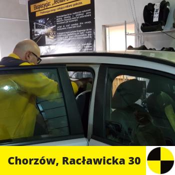 Siedziba fotelik.info - foteliki samochodowe dla dzieci: ul. Racławicka 30, Chorzów