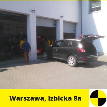 Siedziba fotelik.info - foteliki samochodowe dla dzieci: ul. Izbicka 8a, Warszawa