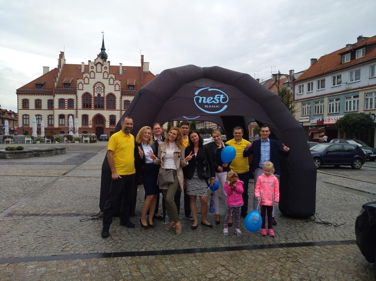 Ekipa fotelik.info i Nest Bank - partner akcji