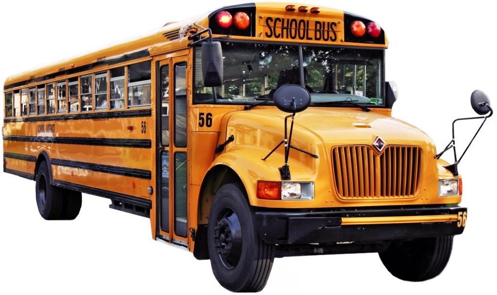 Amerykanie jako chyba jedyny kraj na świecie rozwiązali problem dotyczący bezpieczeństwa dzieci w autobusach.