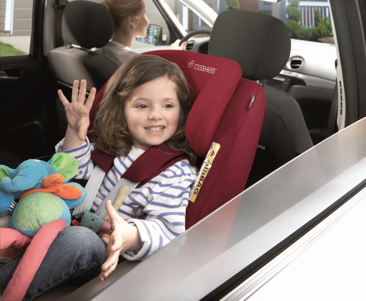 Najważniejsze jest jednak, aby fotelik pasował do Twojego dziecka i samochodu.