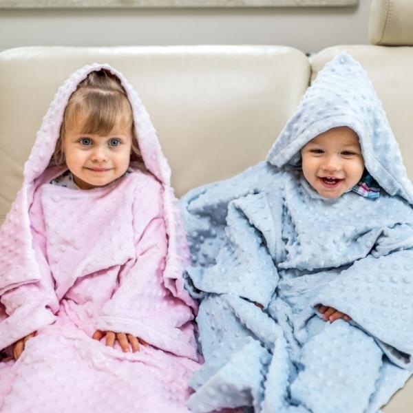 Baby Wrapi to idealne rozwiązanie na zimową aurę.