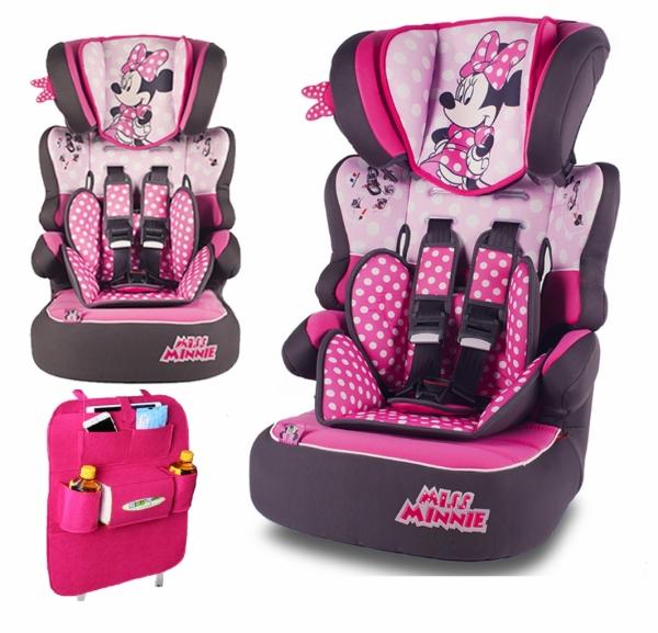 Fotelik powinien pasować do Twojego dziecka i samochodu. Nie sugeruj się kolorem czy designem, jest on najmniej ważny.