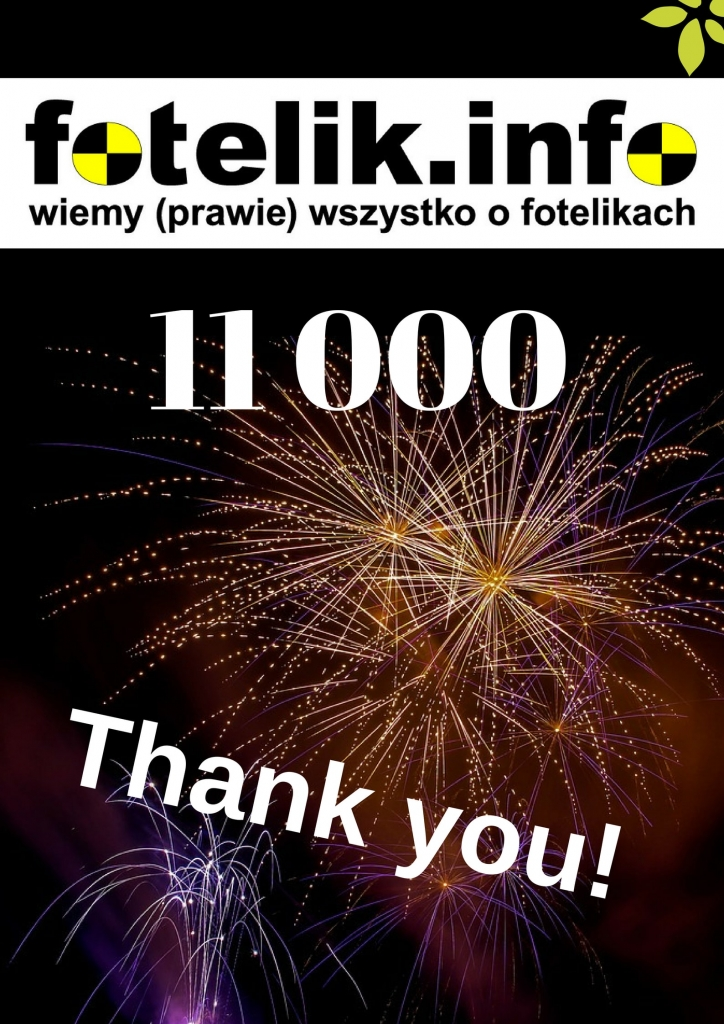 Dziękujemy, że z nami jesteście! :)