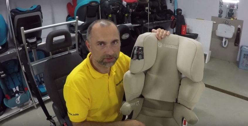 Fotelik, a bezpieczeństwo. Bezpieczny fotelik - czym się kierować przy zakupie? Jak rozpoznać, że fotelik jest bezpieczny i spełni swoją rolę podczas ewentualnego wypadku?