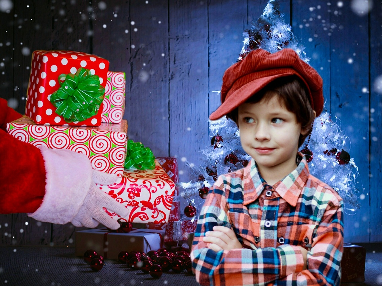 Pozwól, że podarujemy Tobie i Twojemu dziecku najlepszy prezent - RECEPTĘ NA BEZPIECZEŃTWO!
