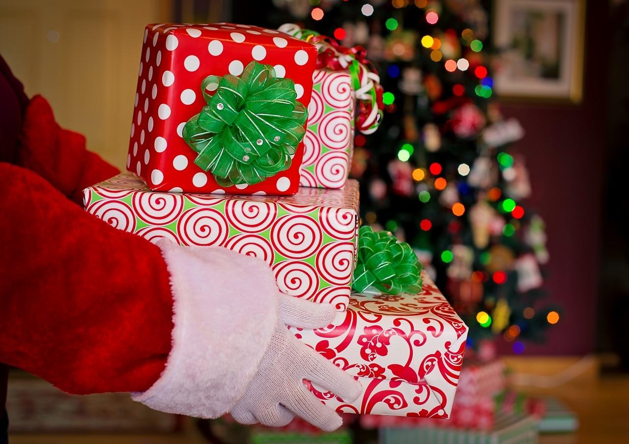 Fotelikowy Mikołaj właśnie dostarczył nam wyniki konkursu! :-)