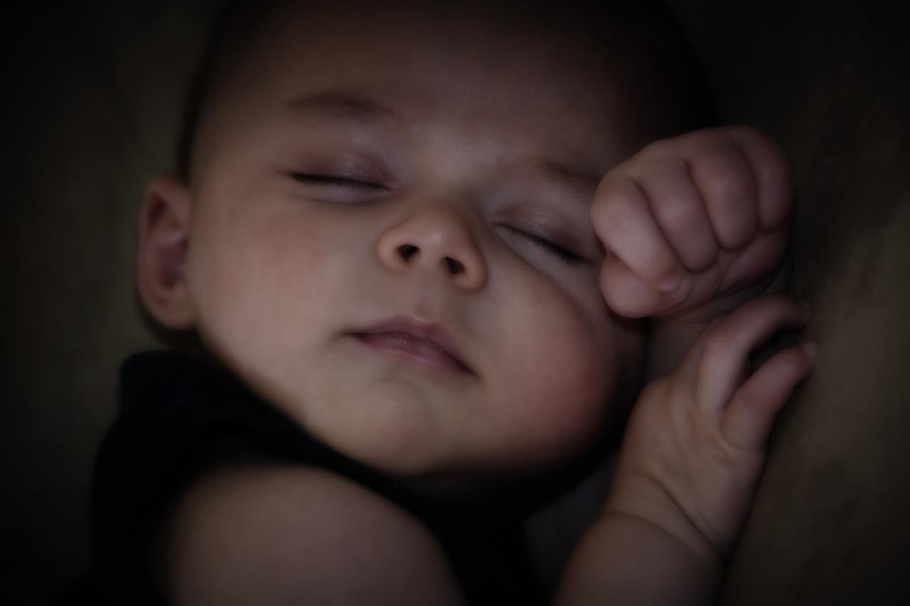 W wypadku brała udział dwójka dzieci - młodsze, nawet się nie obudziło! (zdjęcie poglądowe)