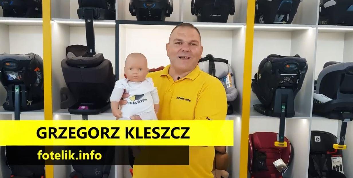 Grzegorz Kleszcz olimpijczyk