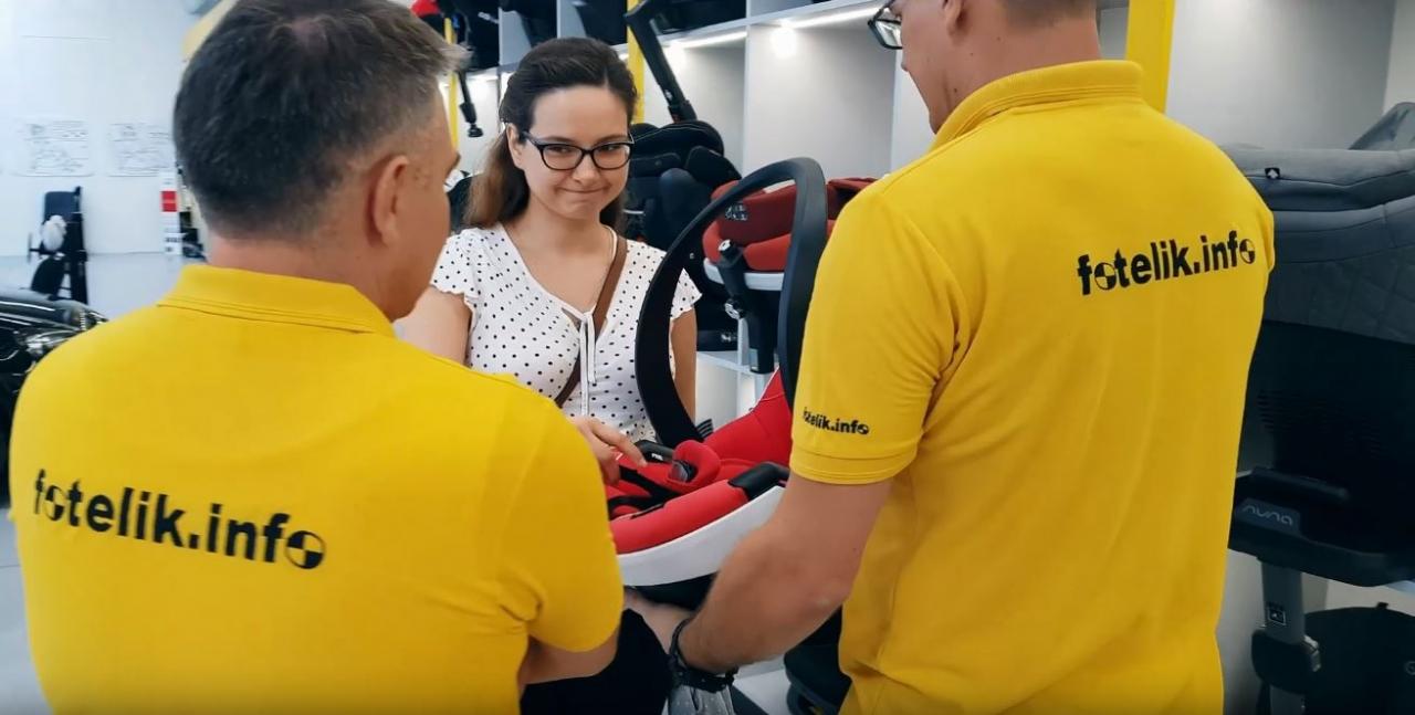 W Centrum Bezpieczeństwa fotelik.info, dobierzesz najbezpieczniejszy fotelik dla swojego dziecka!