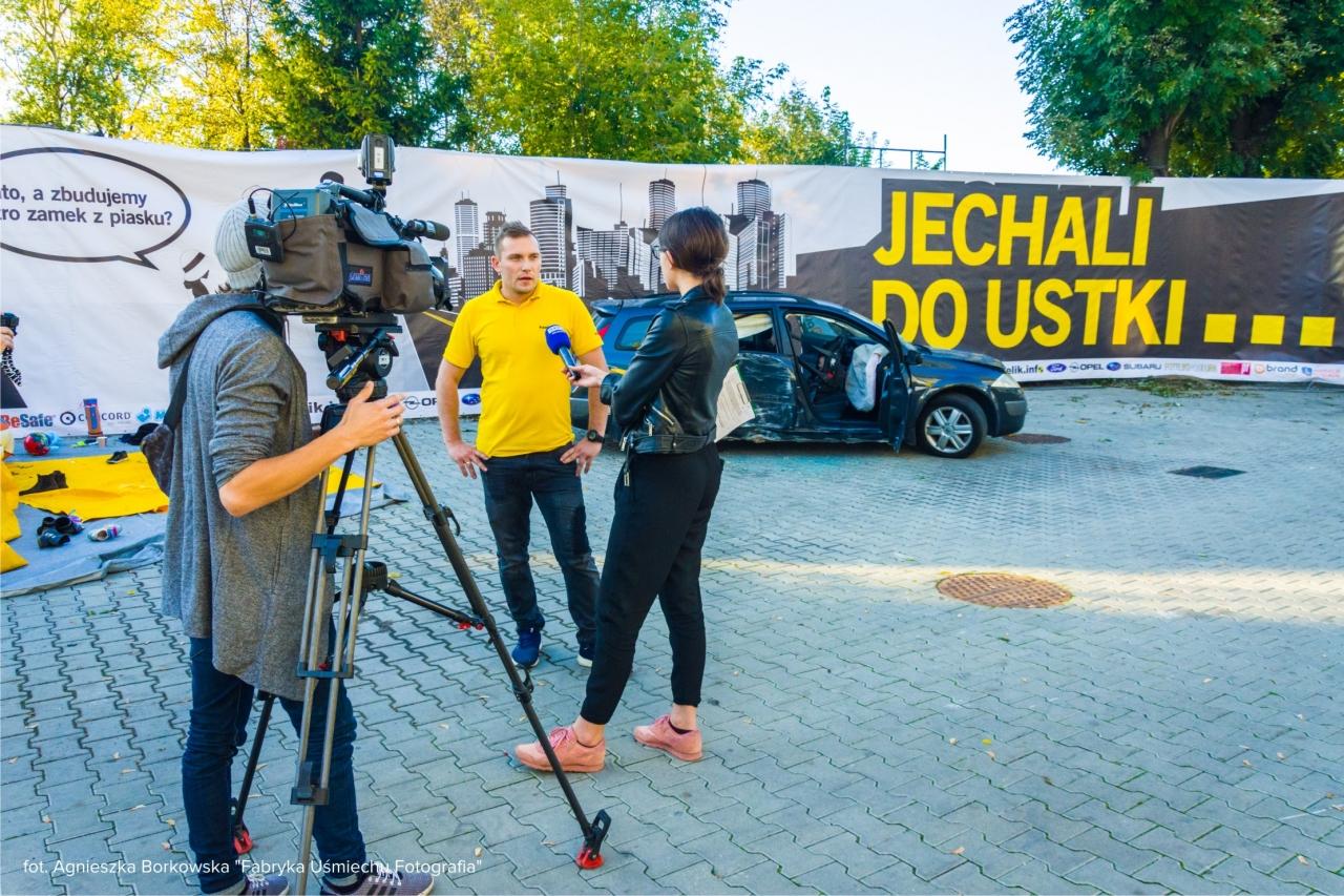 O urodzinach fotelik.info Kraków, głośno było w mediach