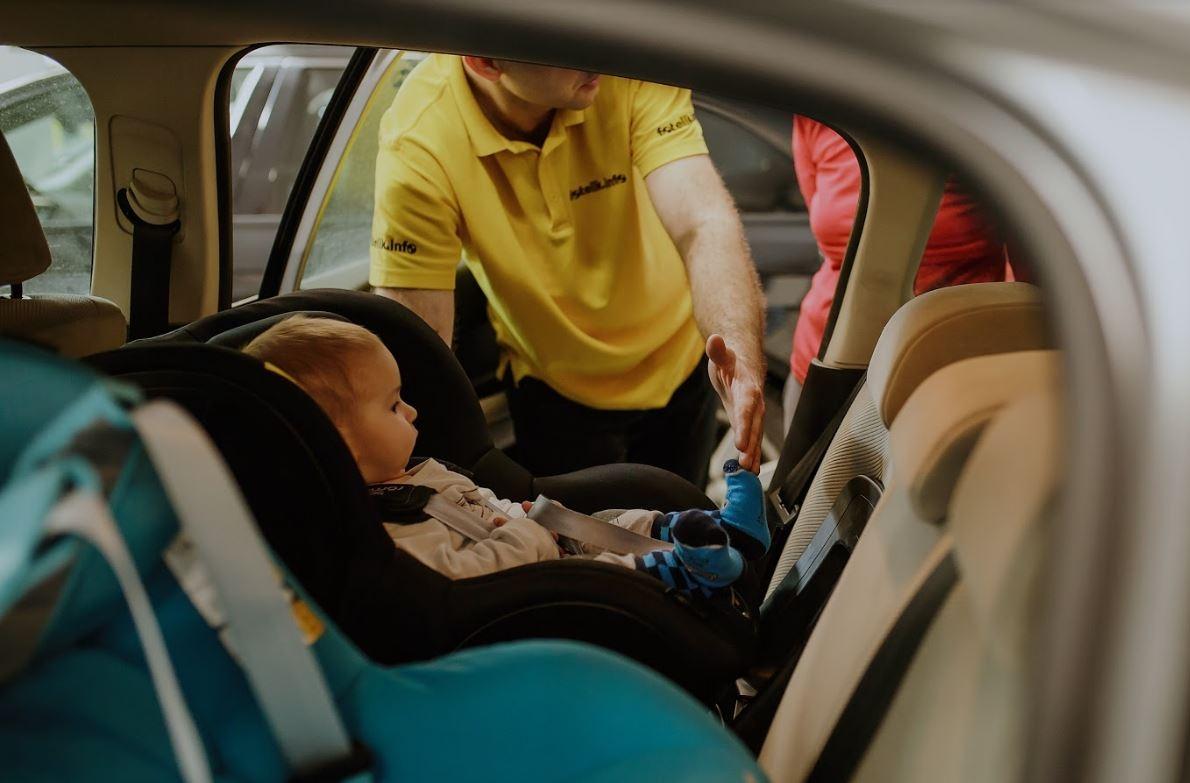 Przyjedź i BEZPŁATNIE sprawdź, czy Twoje dziecko podróżuje bezpiecznie!