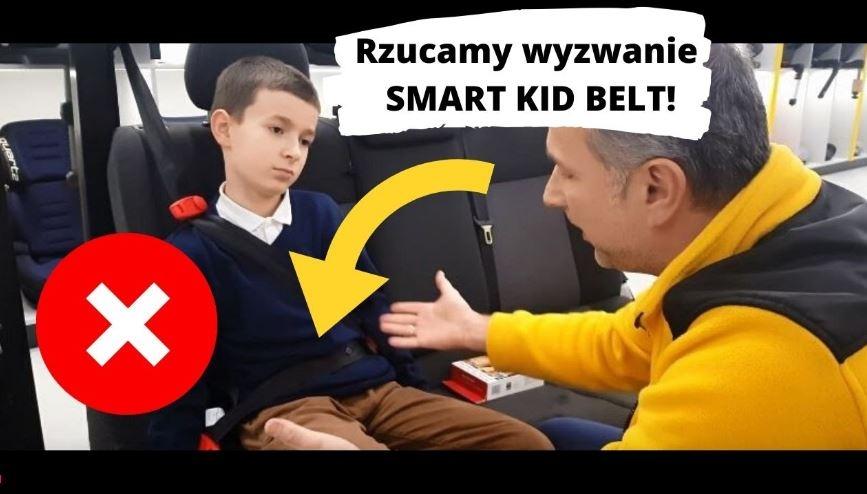 Czy Smart Kid Belt faktycznie bezpiecznie zastępuje fotelik? Sprawdzamy!