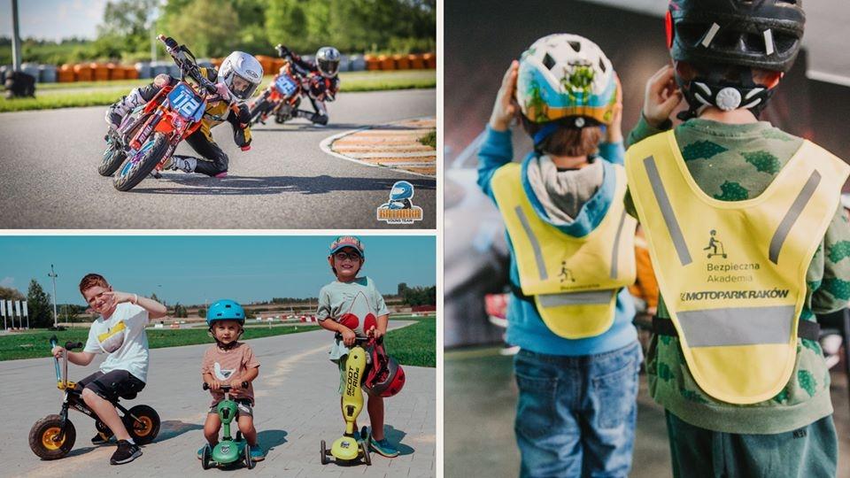 Zdjęcie pochodzi z wydarzenia na Fb - Piknik Rodzinny - Wakacje z Moto Parkiem
