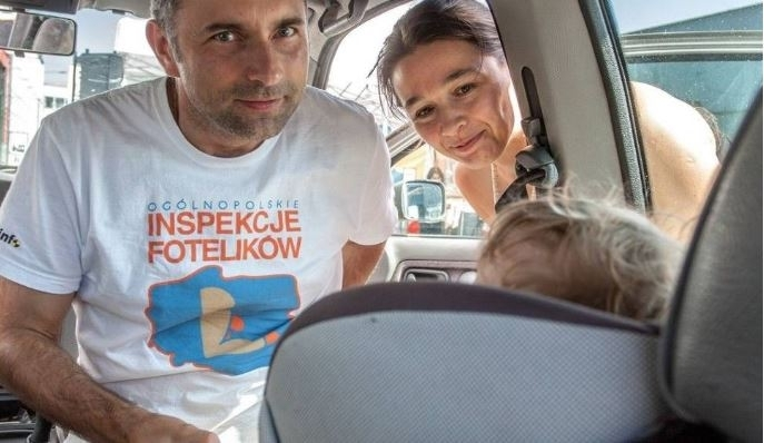 Paweł Kurpiewski w fotelik.info Gliwice! Zapisz się na bezpłatne inspekcje!