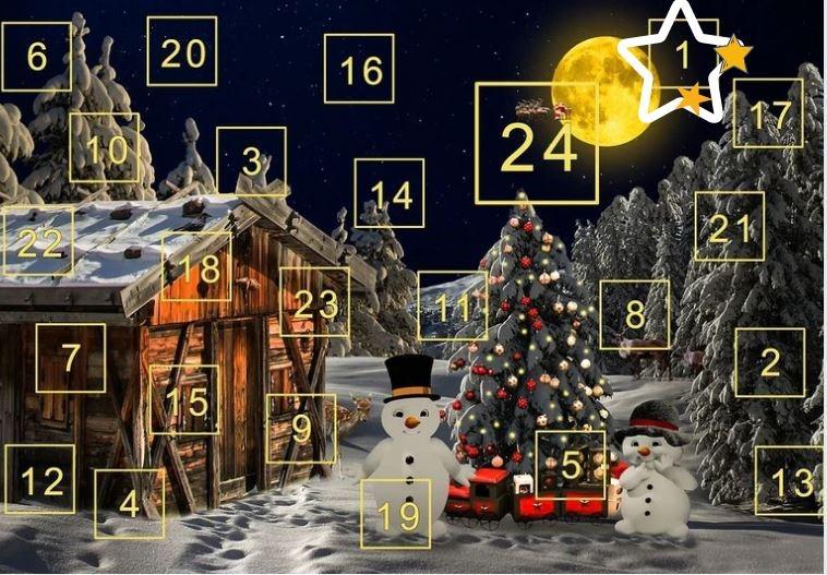 Zachęcamy do udziału w zabawie z Fotelikowym Kalendarzem Adwentowym :-) Poniżej pytanie z pierwszego okienka!