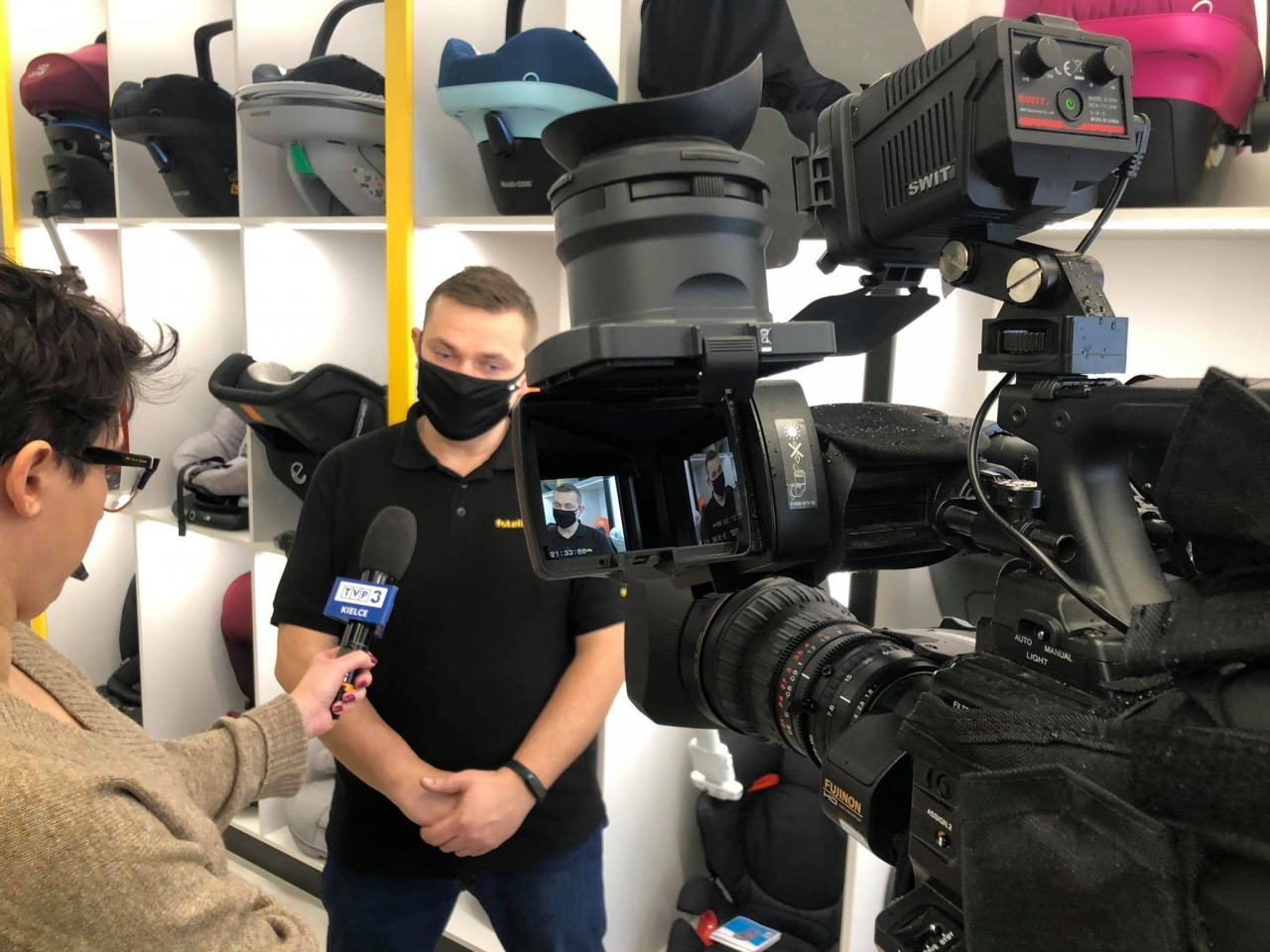 Tego technika chyba nikomu nie trzeba już przedstawiać! Dominik Lasota, od 30.01, poprowadzi punkt w Skarżysku-Kamiennej. Chcesz wiedzieć o czym rozmawiał z TVP3 Kielce? Włącz telewizję już o 21.30!