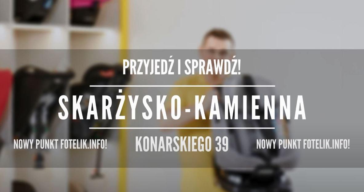 Zapraszamy również mieszkańców Kielc, Radomia, Końskich czy Starachowic