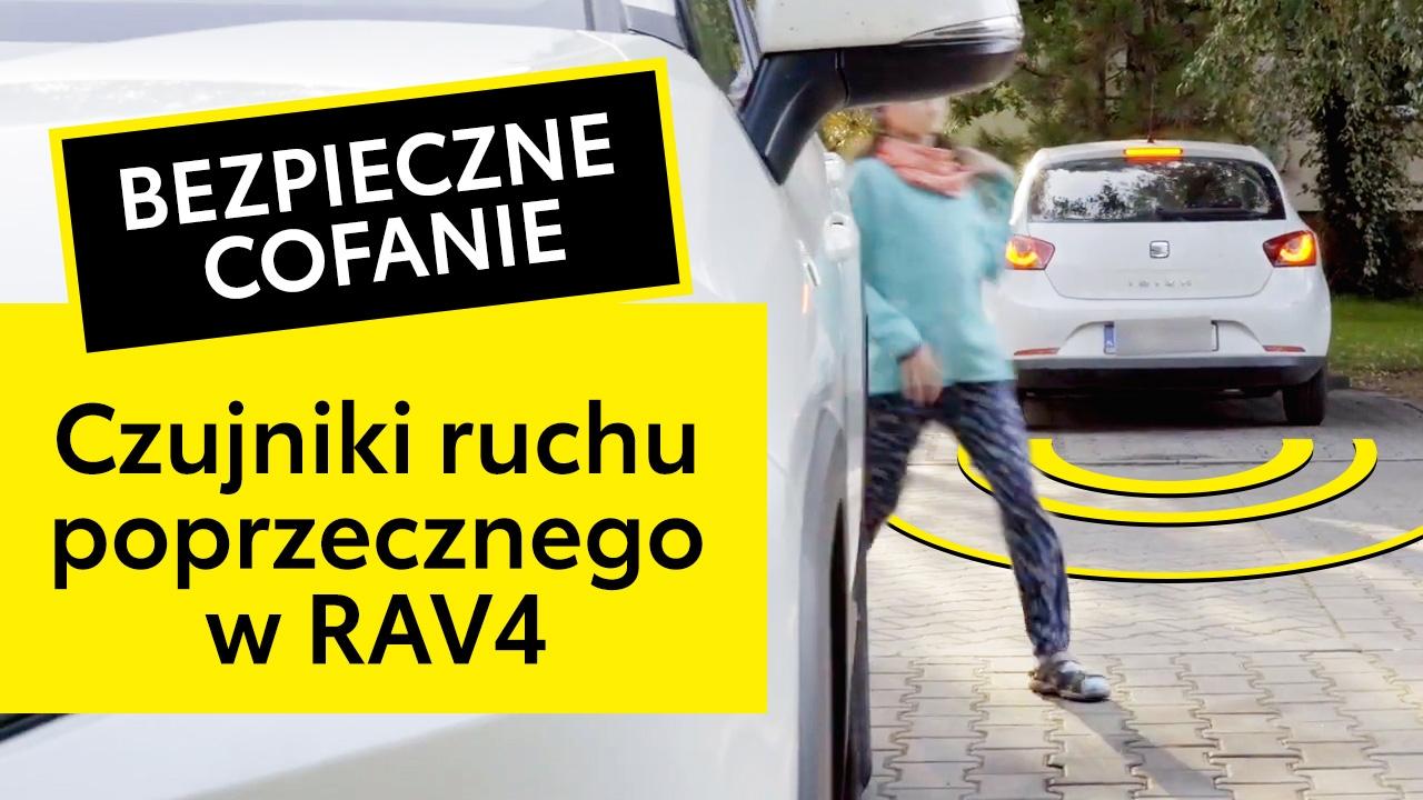 W dzisiejszym odcinku, fotelik.info przedstawia czujnik poprzeczny ruchu w Toyocie RAV4! Zobacz eksperyment Pawła Kurpiewskiego!