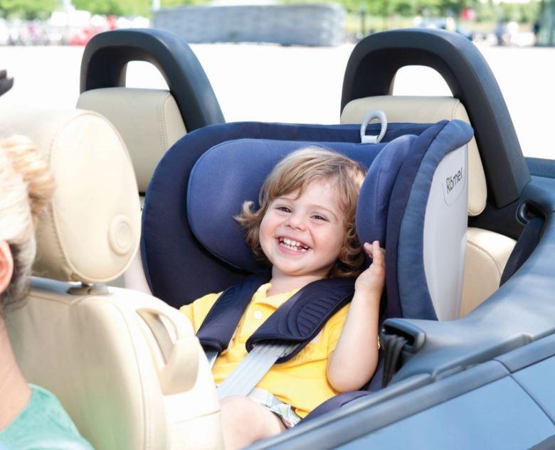 Do każdego samochodu można (i trzeba!) dobrać bezpieczny fotelik dla dziecka