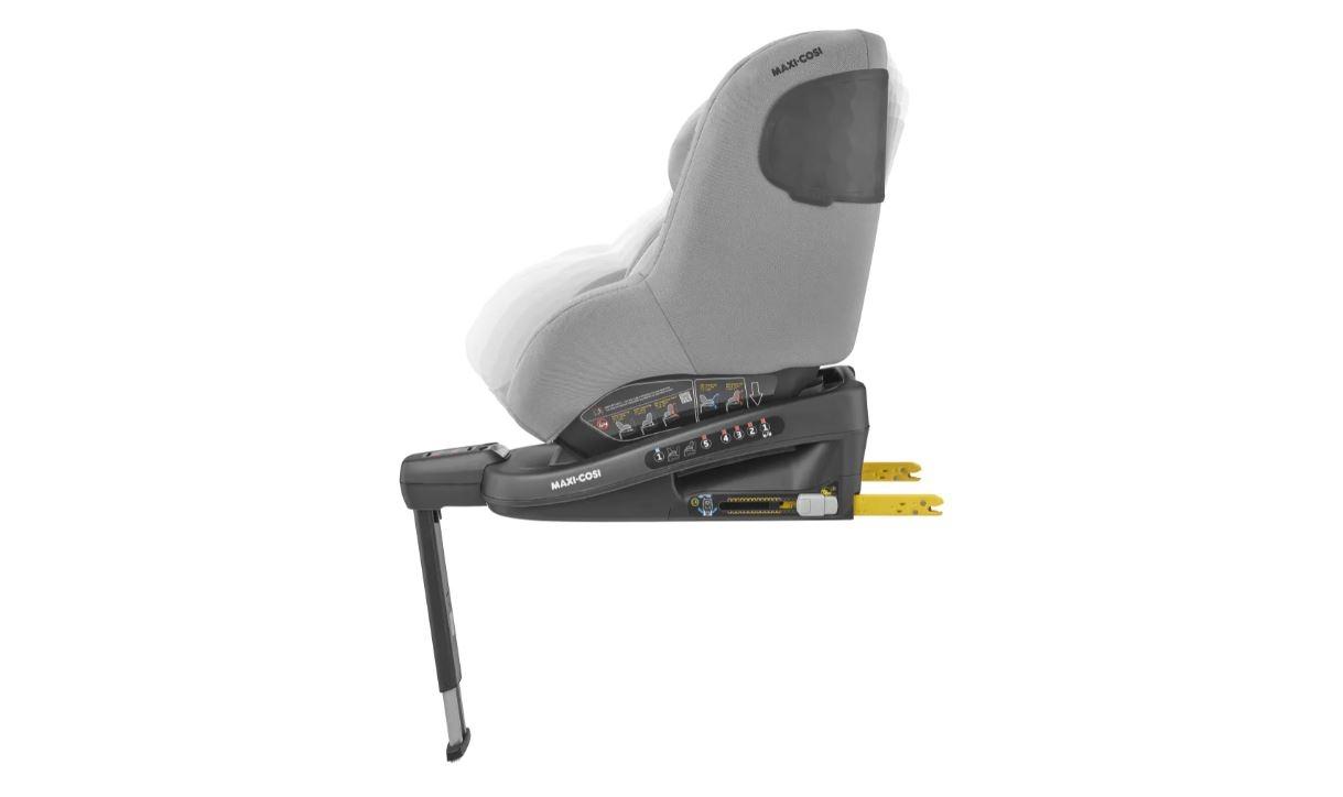 Fotelik samochodowy 0-25 kg to raczej kolejny fotelik po nosidełku dla niemowlaka