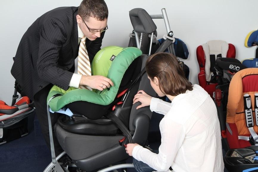 Ćwiczenia wykonywanie indywidualnie to ważny element szkolenia fotelik.info.