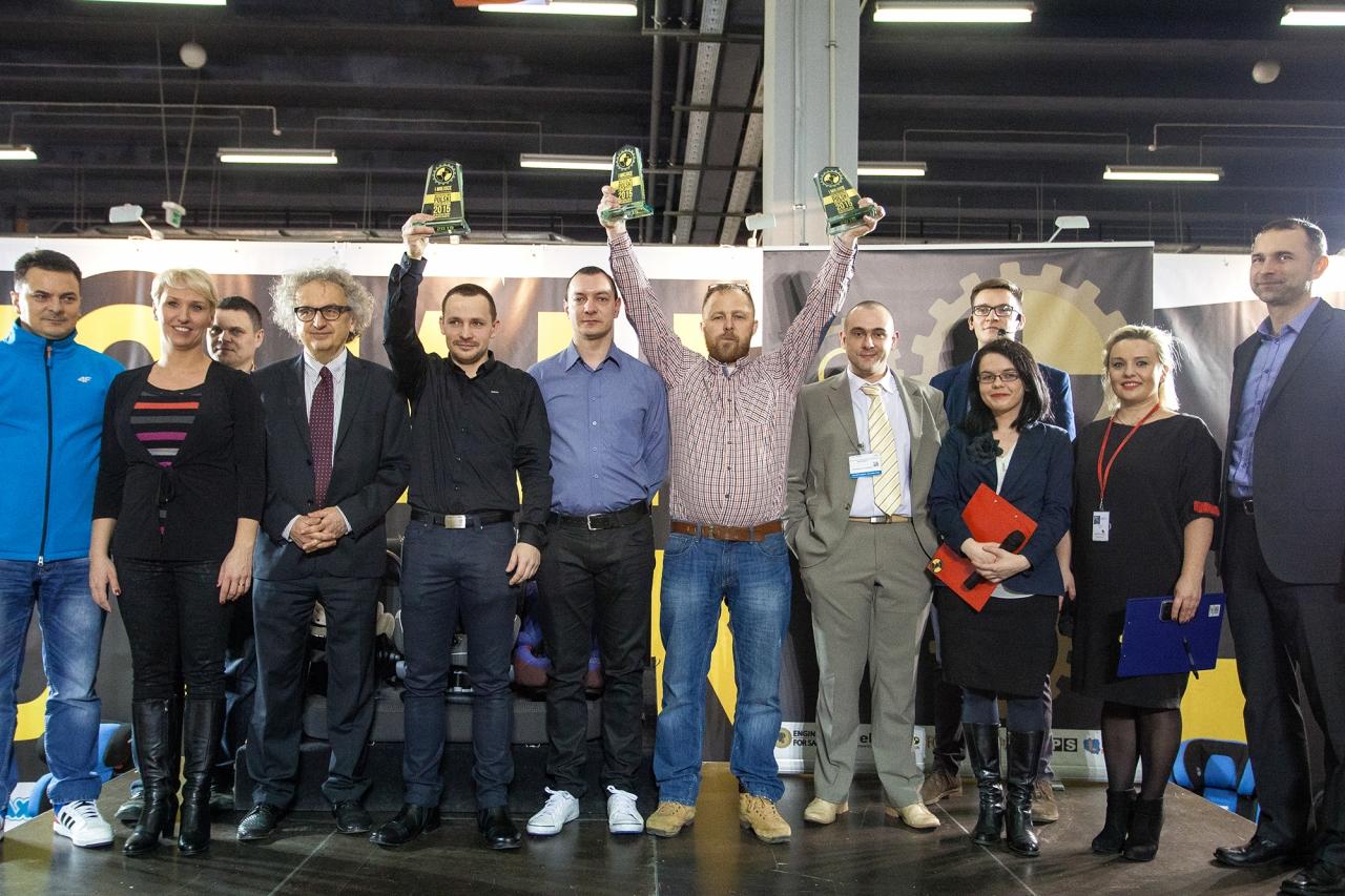 Zwycięzcy Mistrzostw Polski Fotelikiada 2015