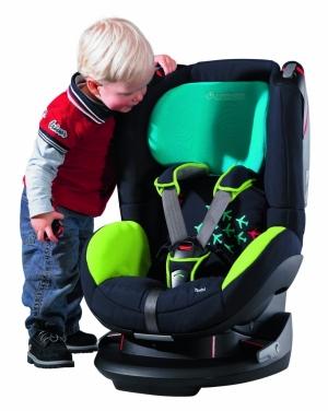 Jak wybrać bezpieczny fotelik dla dziecka?