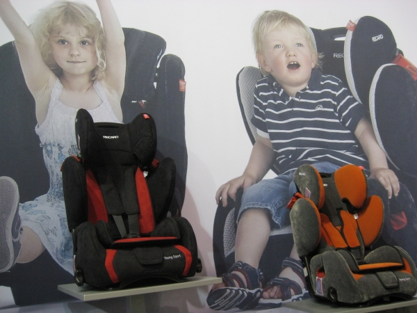 Recaro Young Sport po liftingu