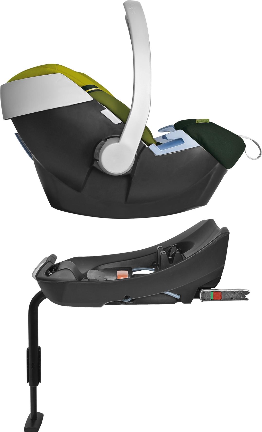 testy fotelik w 2012 galeria fotelik aton 2 isofix z. Black Bedroom Furniture Sets. Home Design Ideas