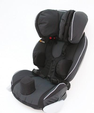 Fotelik dla niepełnosprawnych dzieci BeSafe iZi Up Handicap