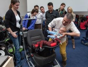Druga konferencja Foteliki pod lupą - o fotelikach i dzieciach z udziałem specjalnych gości fotelik.info