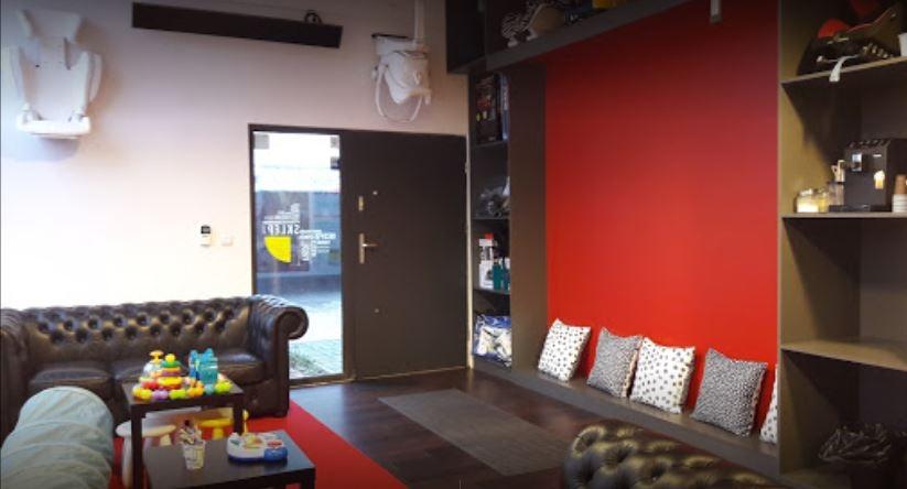 A tak wygląda wnętrze (salon) w fotelik.info w Chorzowie :-)