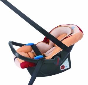 Foteliki samochodowe dla dzieci od 0 do 13 kg - wybór nie jest łatwy