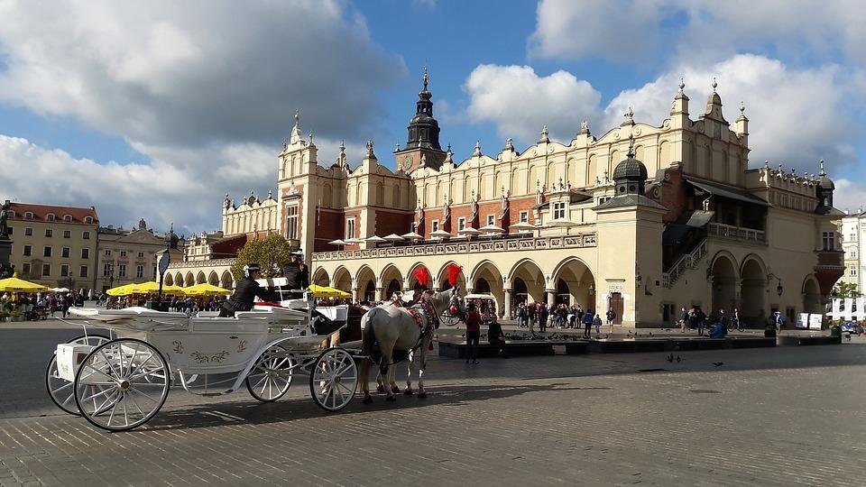 Piękny i urokliwy Kraków jest kolejnym punktem na naszej fotelikowej mapie Polski! ;-)