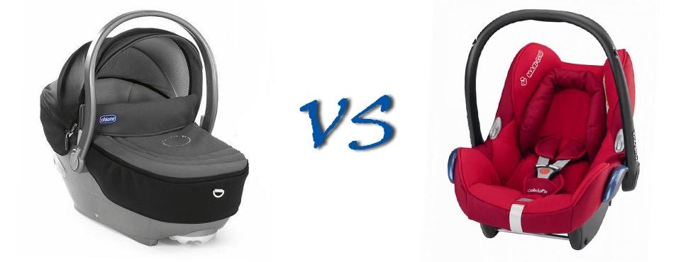 Co wybrać - gondolę czy fotelik samochodowy? Podpowiadamy!