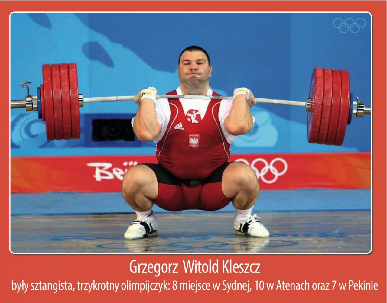 Grzegorz Kleszcz w fotelik.info