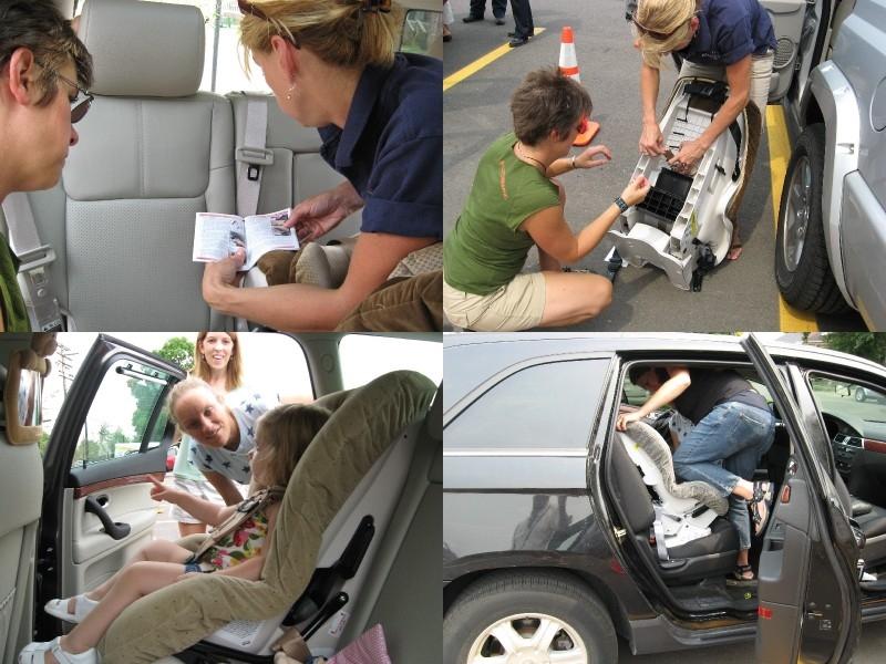 fotelik.info wdraża w Polsce amerykański pomysł inspekcji fotelików samochodowych dla dzieci.
