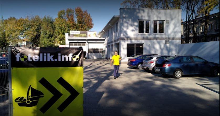 fotelik.info w Krakowie