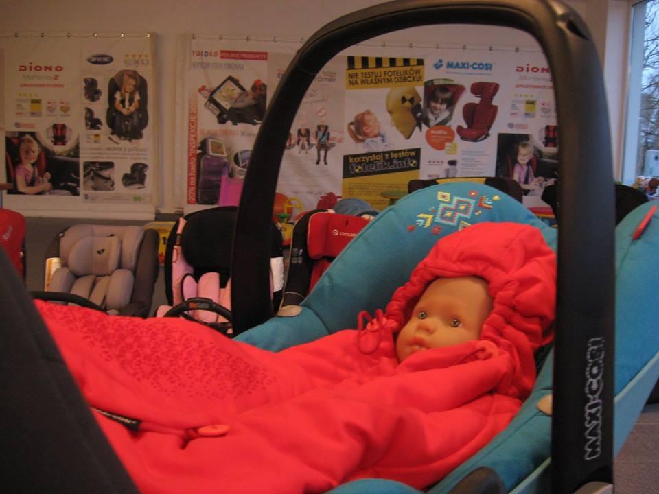 Tylko oryginalny śpiworek zapewni dziecku bezpieczeństwo i wygodę