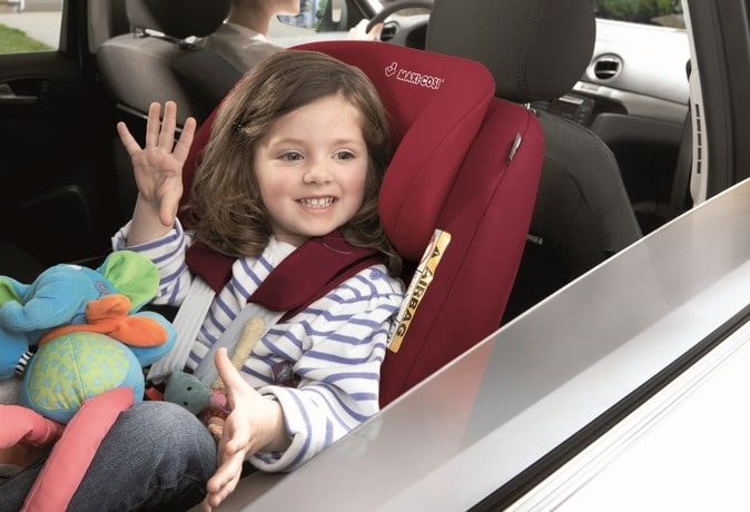 Kiedy możemy przesadzić dziecko z fotelika RWF do fotelika 15-36 kg?