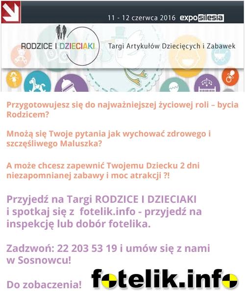 Moc atrakcji dla rodziców i dzieci zapewnia organizator Targów - Expo Silesia