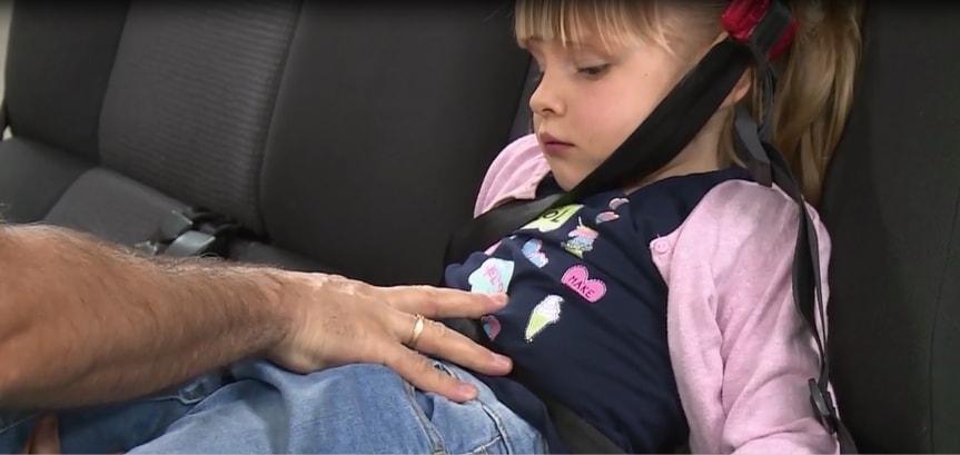 Test nurkowania oblany... Twoje dziecko właśnie straciłoby wątrobę, śledzionę i część jelit. Oczywiście, jeśli przeżyłoby wypadek.