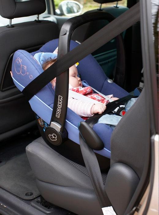 Bebecar Bobob Fix Car Seat