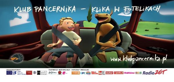 Klub Pancernika - billboard; Źródło: www.klubpancernika.pl