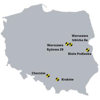 Sklepy fotelik.info na mapie