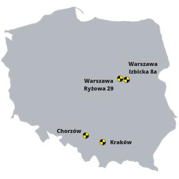 fotelik.info - foteliki samochodowe dla dzieci - mapka lokalizacji